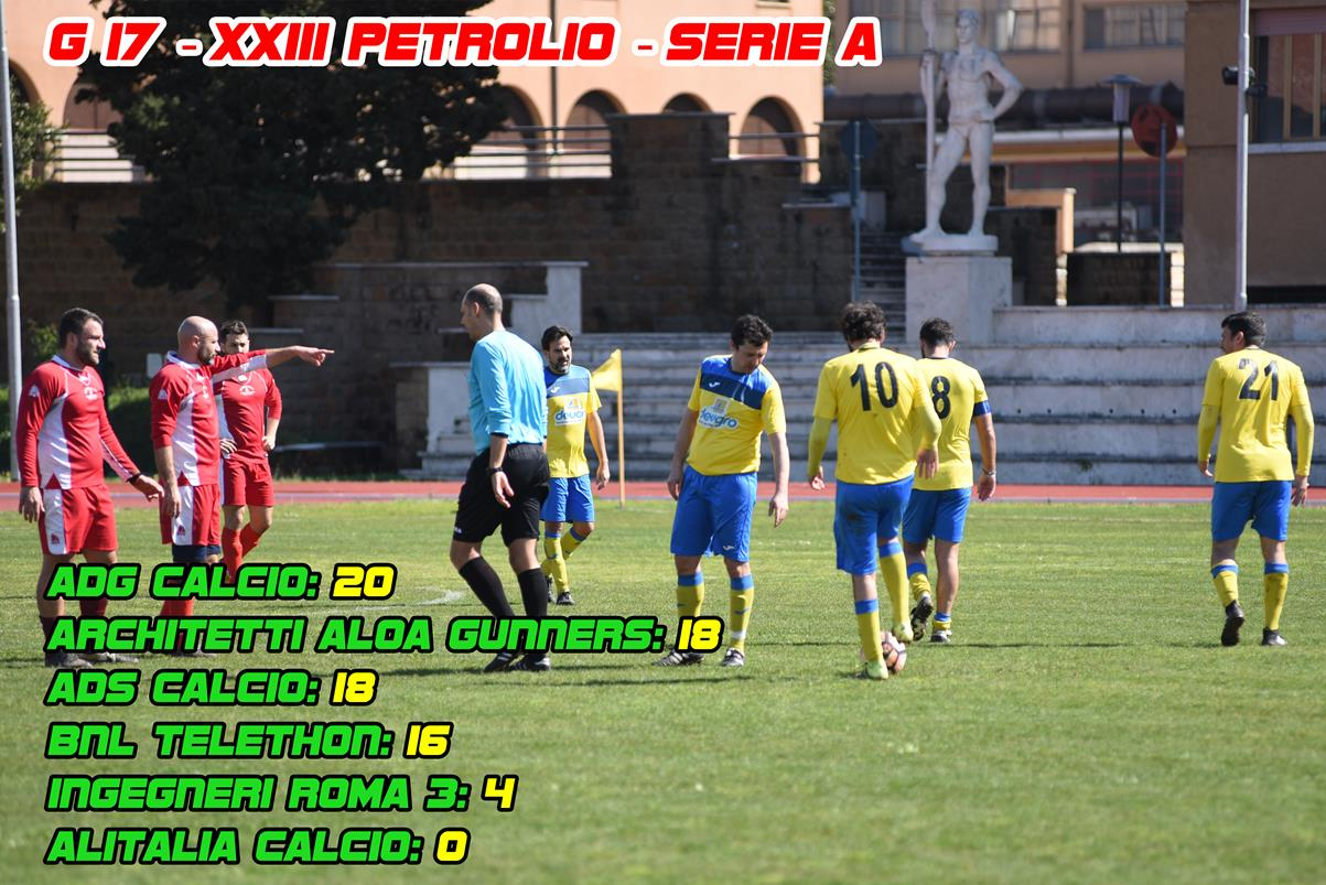 Poster SerieA G17-Small
